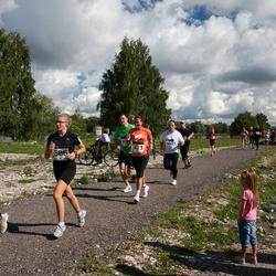 Jüri Jaansoni Kahe Silla Jooks - Maria Käbin (355), Jaana Junson (413), Karmen Helena Kokk (586), Aron Mitt (867)