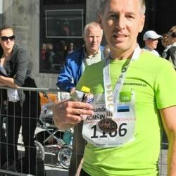 SEB Tallinn Maraton - ALEXANDER KOMŠIN (1166)