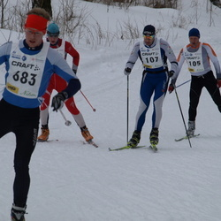 15. Tamsalu-Neeruti Maraton - Bruno Lippur (105), Taikki Tillemann (107), Toomas Even (683)