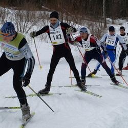 15. Tamsalu-Neeruti Maraton - Sergey Borisov (142), Alar Lehesmets (212)