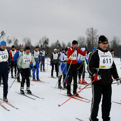 15. Tamsalu-Neeruti Maraton - Villu Kask (458), Riho Kokk (517), Varis Peisenieks (535), Agu Lipping (581), Matis Märtson (583), Robert Mälk (611), Raivo Nikiforov (625)