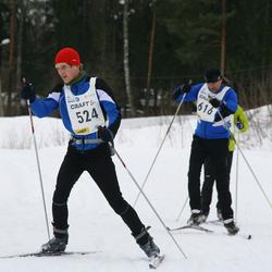 15. Tamsalu-Neeruti Maraton - Martin Taal (524), Aare Mukk (616)