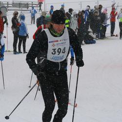40. Haanja Maraton - Andres Minn (394), Jaanus Altoja (427)