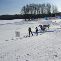 40. Tartu Maraton - Anders Aukland (1), Joergen Brink (2), Jerry Ahrlin (5), Martin Larsson (7), Simen Oestensen (71)