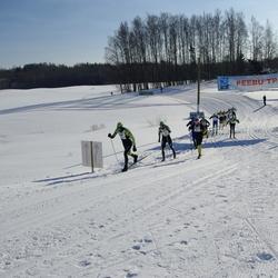 40. Tartu Maraton - Anders Aukland (1), Joergen Brink (2), Jerry Ahrlin (5), Martin Larsson (7), Kjetil Dammen (68), Simen Oestensen (71)
