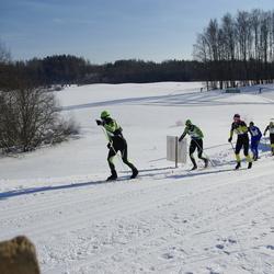 40. Tartu Maraton - Anders Aukland (1), Joergen Brink (2), Jerry Ahrlin (5), Martin Larsson (7), Kjetil Dammen (68), Simen Oestensen (71), Haavard Hansen (87)