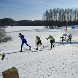 40. Tartu Maraton - Anders Aukland (1), Anders Myrland (15), Thomas Magne Henriksen (20), Haavard Hansen (87), Jens-Arne Svartedal (88)