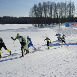 40. Tartu Maraton - Anders Aukland (1), Anders Myrland (15), Thomas Magne Henriksen (20), Jens-Arne Svartedal (88)