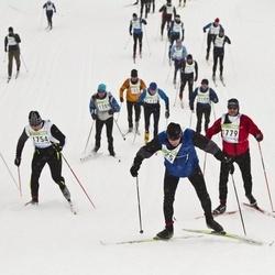 41. Tartu Maraton - Arved Mägi (1289), Karro Külanurm (1690), Alar Zukker (1754), Andres Seepõld (1779), Hannes Konist (2150)