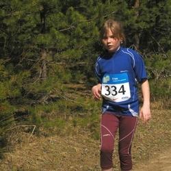 RMK Kõrvemaa Kevadjooks - Ann-Mari Servet (334)