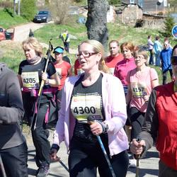 83. Suurjooks Ümber Viljandi Järve - Annika Rull (4157), Maie Aujärv (4205), Raili Toikka-Tamm (4300)