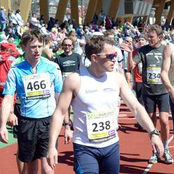 83. Suurjooks Ümber Viljandi Järve - Andre Abner (238), Valmar Sisask (466)