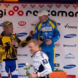 12. Mulgi Rattamaraton - Caspar Austa (1), Allan Oras (6)