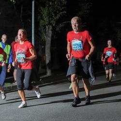 Eesti Ööjooks - Aivar Kukk (2614), Helve Prual (3256)