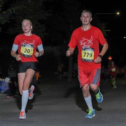 Eesti Ööjooks - Hannely Aitman (20), Mirek Paloson (779)