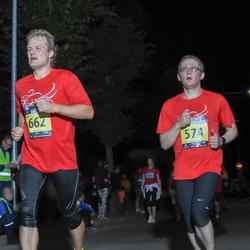 Eesti Ööjooks - Margus Maantoa (574), Holger Mägi (662)