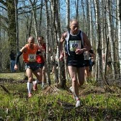83. Suurjooks Ümber Viljandi Järve - Aigars Matisons (54), Ago Veilberg (69)