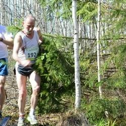 83. Suurjooks Ümber Viljandi Järve - Ants Kuusik (192), Artur Makku (209)