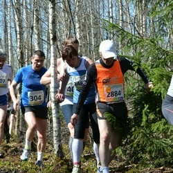 83. Suurjooks Ümber Viljandi Järve - Anneli Lenk (28), Enn Mägi (304), Mati Koppel (507), Sammel Arne (2884)