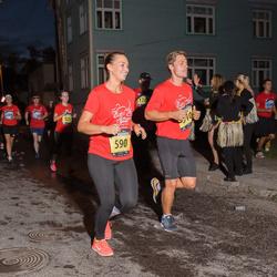 Eesti Ööjooks - Anneli Gill (125), Risto Lepp (510), Triin Maripuu (590)