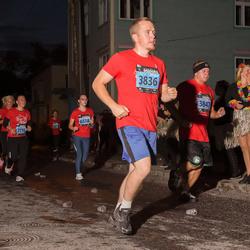 Eesti Ööjooks - Jaan Tulp (3836), Anti Tõld (3847)