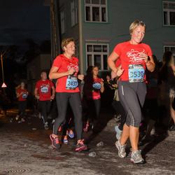 Eesti Ööjooks - Tiina Kasari (2437), Katrin Sepp (3530), Eda Suits (3616)