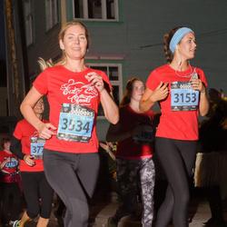 Eesti Ööjooks - Lisette Pajula (3153), Shirley Seppel (3534)