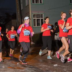 Eesti Ööjooks - Raili Lass (2728), Annika Matt (2913), Kristi Meidla (2922), Ly Reintam (3364)