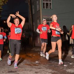 Eesti Ööjooks - Jaak Mälk (3013), Leili Seisonen (3521)