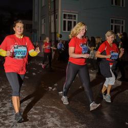 Eesti Ööjooks - Aivar Sims (3567), Merike Vahher (3890)