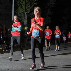 Eesti Ööjooks - Aleksandra Kiidjärv (2477), Merly Raudla (3333)