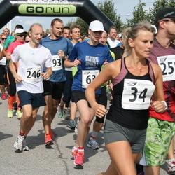 Tartu Suvejooks - Siiri Pilt (34), Kaari Tilga (63), Elmo Soomets (158), Arturas Voveris (246), Alari Tõnismäe (258)