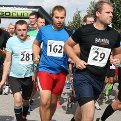 Tartu Suvejooks - Ando Sõrmus (29), Siim Avi (162), Revo Lumpre (281)