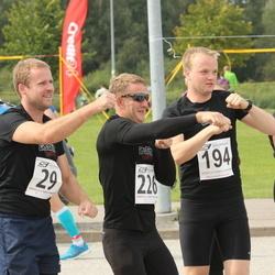Tartu Suvejooks - Ando Sõrmus (29), Rauno Lõiv (194), Alari Neithal (226)