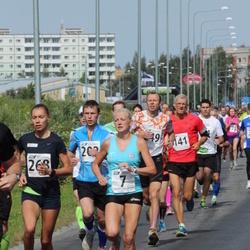 Tartu Suvejooks - Grete Tõnne (7), Birgit Pihelgas (268)