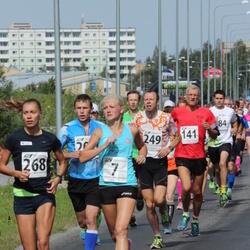 Tartu Suvejooks - Grete Tõnne (7), Gaabriel Tavits (141), Arne Türkson (249), Birgit Pihelgas (268)