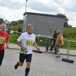 Tartu Suvejooks - Meliko Siniorg (931), Aare Tinn (932)