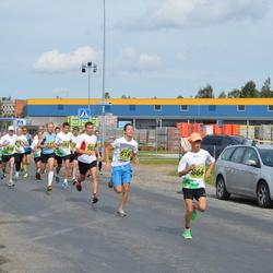 Tartu Suvejooks - Armin Angerjärv (866), Priit Simson (903), Mikk Paju (916)