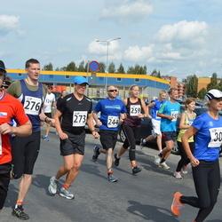 Tartu Suvejooks - Annette Talpsep (30), Miroslav Rolko (126), Jared Chiurourman (244), Mari Talvik (259), Mihkel Klaassen (273), Taavi Liias (276)
