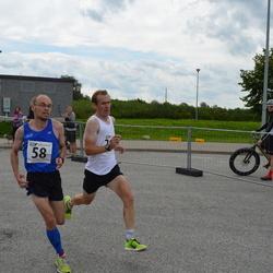 Tartu Suvejooks - Kaarel Piip (58), Jonathan Rosenbrier (288)