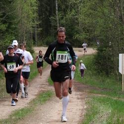SEB 30. Tartu Jooksumaraton - Aarne Luud (69), Peep Joonas (181)