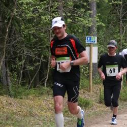 SEB 30. Tartu Jooksumaraton - Aarne Luud (69)