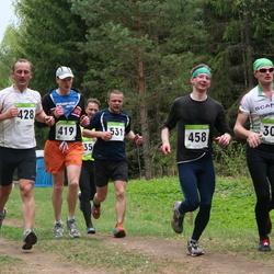 SEB 30. Tartu Jooksumaraton - Janar Kadastu (303), Raul Lepasild (419), Tiit Arus (428), Ants Isak (458), Andero Sopp (531)