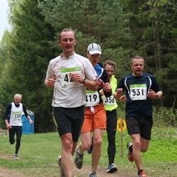 SEB 30. Tartu Jooksumaraton - Raul Lepasild (419), Andero Sopp (531)