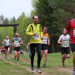 SEB 30. Tartu Jooksumaraton - Mait Kõiv (176), Tõnu Hendrikson (514), Alar Alumaa (522)