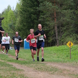 SEB 30. Tartu Jooksumaraton - Arsi Tupits (574), Timmu Ründal (2009)
