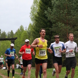 SEB 30. Tartu Jooksumaraton - Ringo Krilovs (497), Veiko Juurikas (513), Peeter Skepast (543), Artur Laur (1720)
