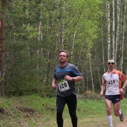 SEB 30. Tartu Jooksumaraton - Aarne Tiit (439), Ivo Kivastik (628)