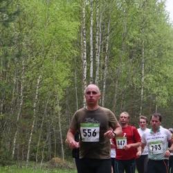 SEB 30. Tartu Jooksumaraton - Andre Pukk (447), Mihkel Keemu (556), Küllo Linnupuu (793)
