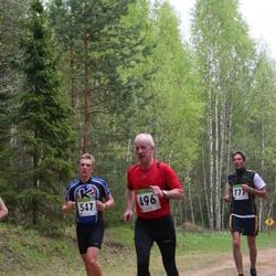 SEB 30. Tartu Jooksumaraton - Agris Knope (496), Tiit Soosaar (547), Rando Pähn (777)